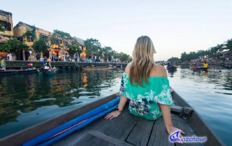 Hoi An: Sunset Cruise On Thu Bon River