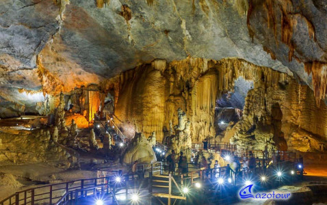 Paradise Cave & Mooc Spring Full Day Exploration