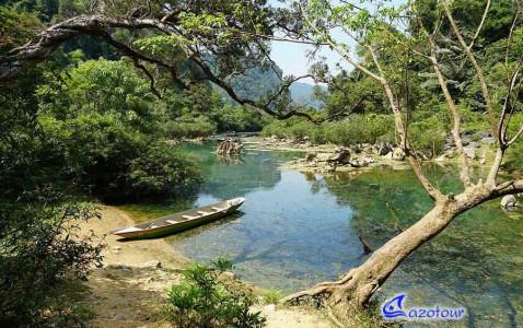 Phong Nha - Ke Bang National Park Exploration