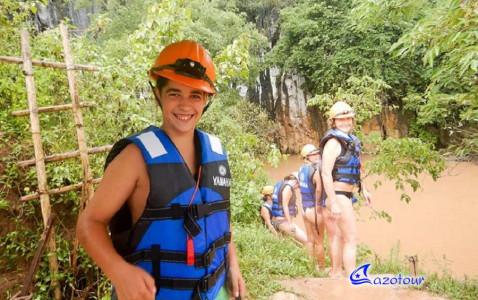 Phong Nha Cave & Dark Cave Full Day Trip