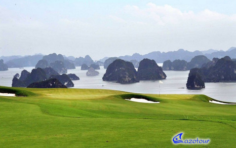Hanoi - Halong - Golf Package