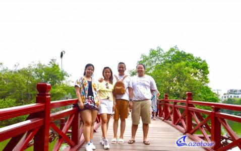 Hanoi - Ninh Binh - Halong - Golf Tour