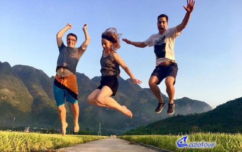 Mai Chau Fantastic Exploration