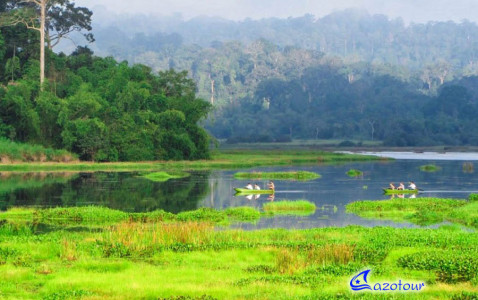 Nam Cat Tien National Park Discovery