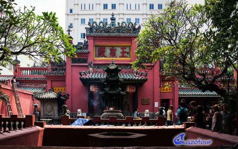 Ho Chi Minh City Full Day Tour