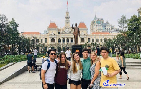 Ho Chi Minh City Afternoon Tour