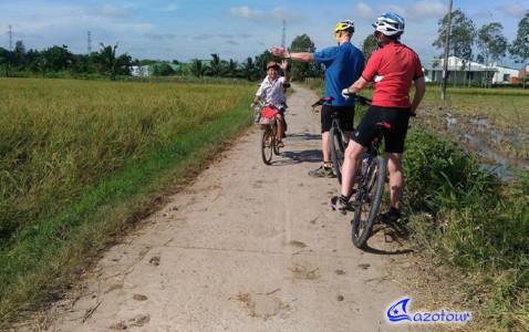 HCMC - Can Tho - Bac Lieu - Soc Trang Journey