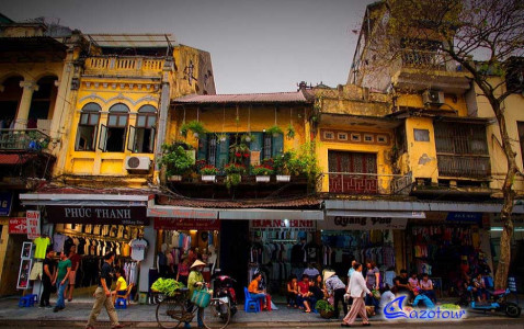 Hanoi - Free & Easy