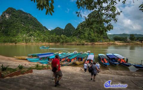 Dong Hoi - Phong Nha - Quang Binh Discovery