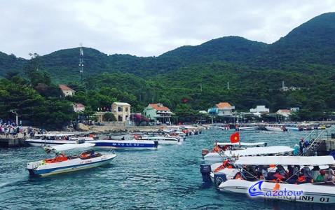 Con Dao Island - Free & Easy