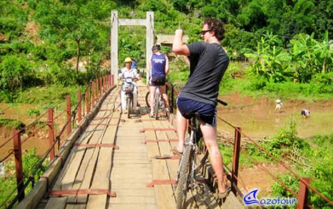 Sapa Trekking and Biking Tour