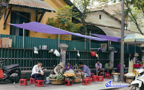 Hue Street Food Tour By Foot