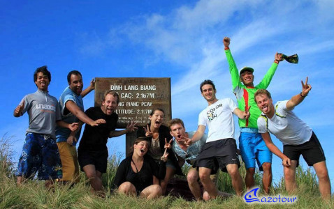 LangBiang Mountain Trekking Full Day