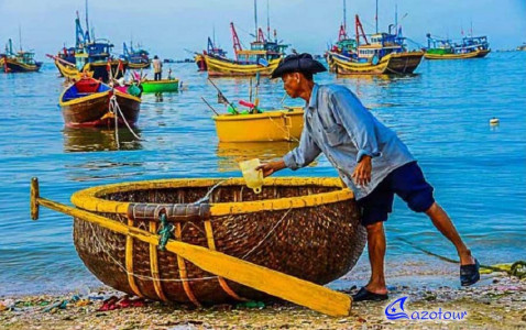 Mui Ne: Fish Market & Fishing Village Discovery