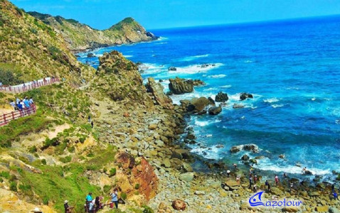 Quy Nhon - Ky Co Island Tour