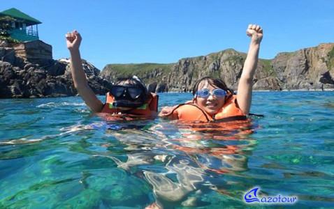 Nha Trang Bay 4 Island Full Day Cruising