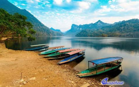 Ba Be National Park Exploration