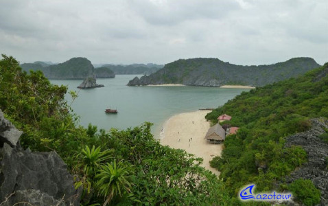 Hanoi - Cat Ba  Island - Trekking - Kayaking Tour