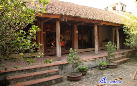 Hanoi: Duong Lam Ancient Village Full Day Of Visit