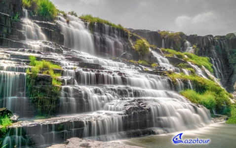 Pongour Waterfall Excusion Full Day