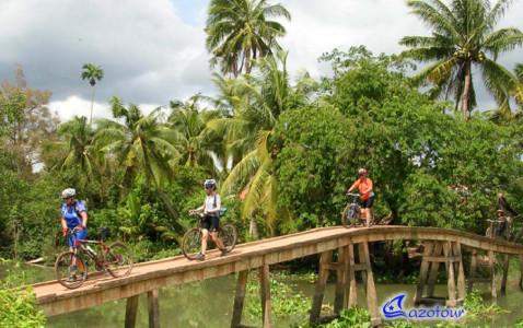 Mekong Delta's Floating & Natural Life Voyage
