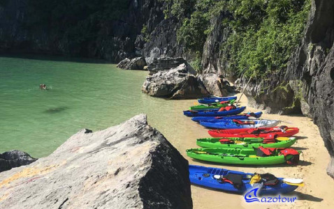 Cat Ba National Park Exploration