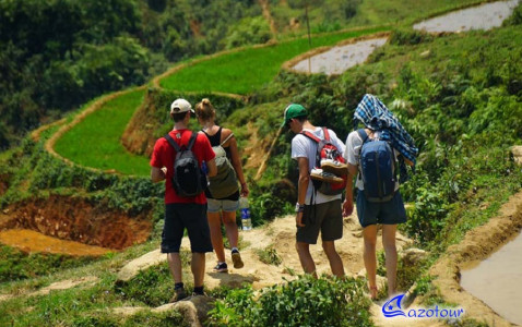 Sapa Highlights By Day Bus